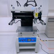 Solder Paste Screen Printing Machine-Extended Table